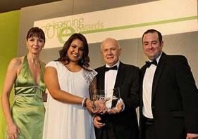 e-learning award 2010