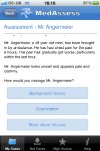 MedAssess App