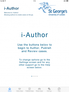 i-Author screenshot